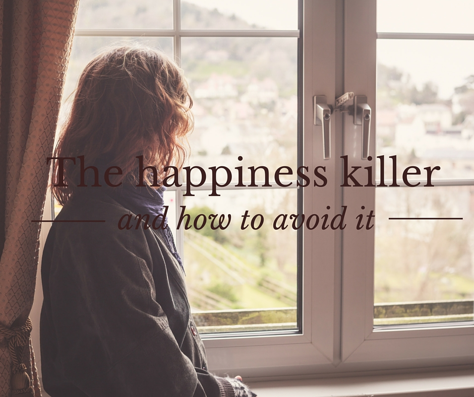 the happiness killer
