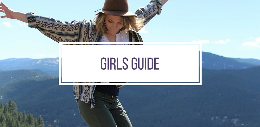 Girl's Guide to Self Confidence