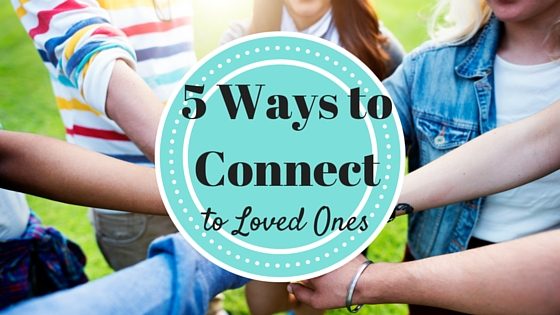 5 Ways to Connect