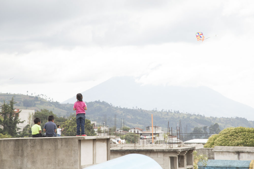 Guatemala Day of the Dead and Kite Festival